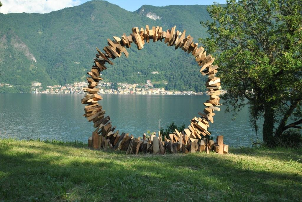 InterNature 2015 Isola Comacina Lago di Como Accademia di Brera
